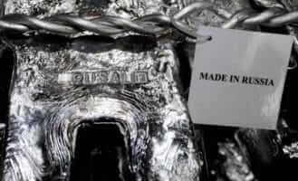 افزایش قیمت جهانی آلومینیوم طی تحریم های اعمالی آمریکا بر تولید کننده ی روسی