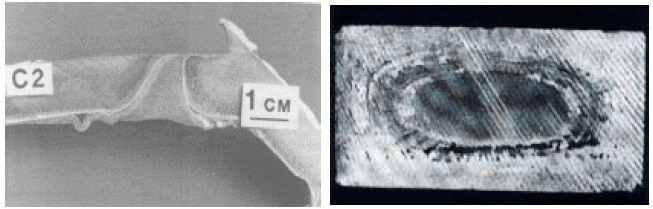عیوب اکستروژن آلومینیوم