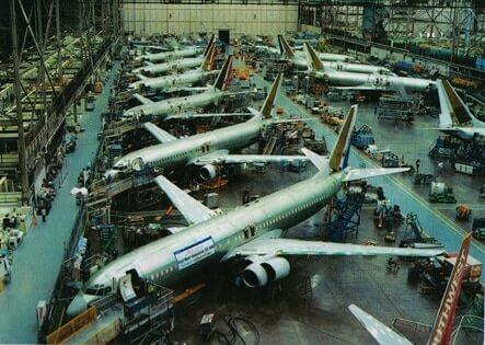 کاربرد آلومینیوم درصنایع هوافضا و هواپیماسازی