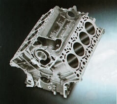 موتور آلومینیومی پورشه