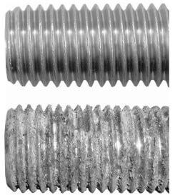آلومینیوم در ساخت پیچ و مهره